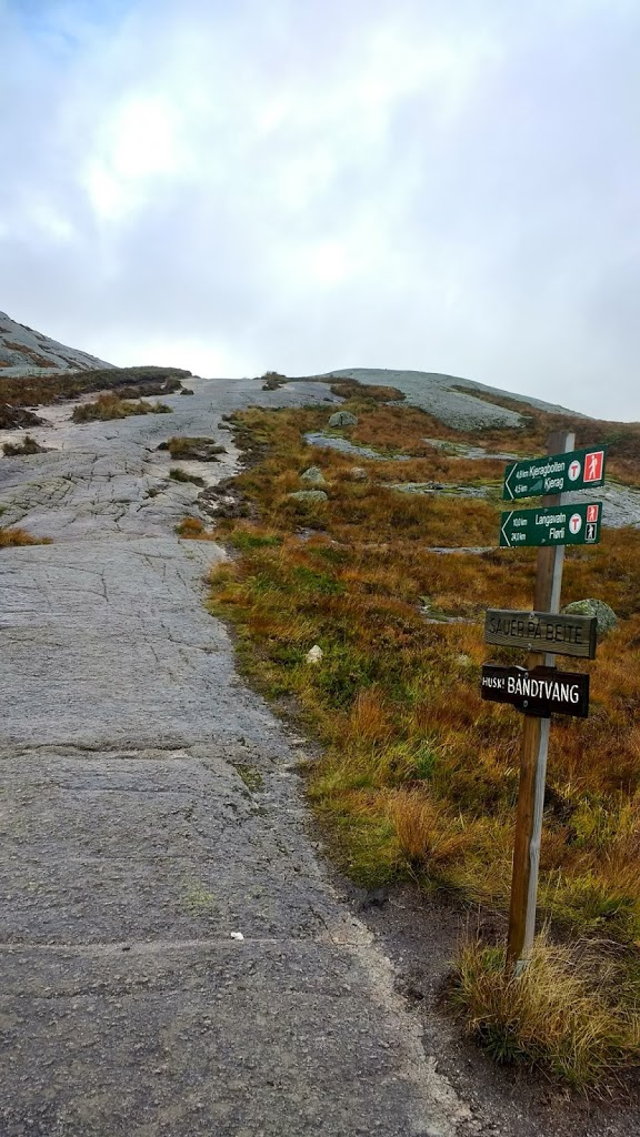 Norvegia: Kjerag Bolten – bolovanul care a trezit frica in mine